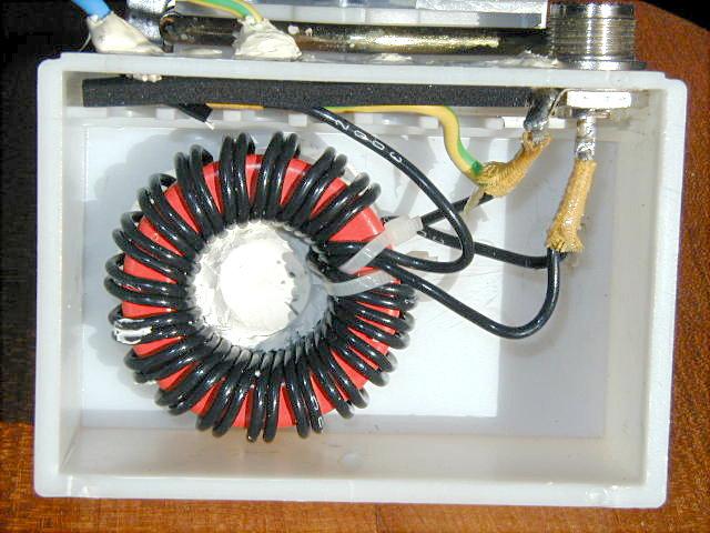 Magnetic Balun Un Un Antenne: HF Portatile IK1QLD / Un-un
